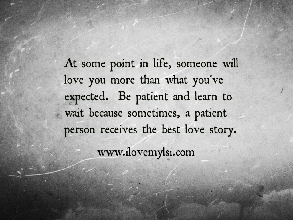 The best love story.
