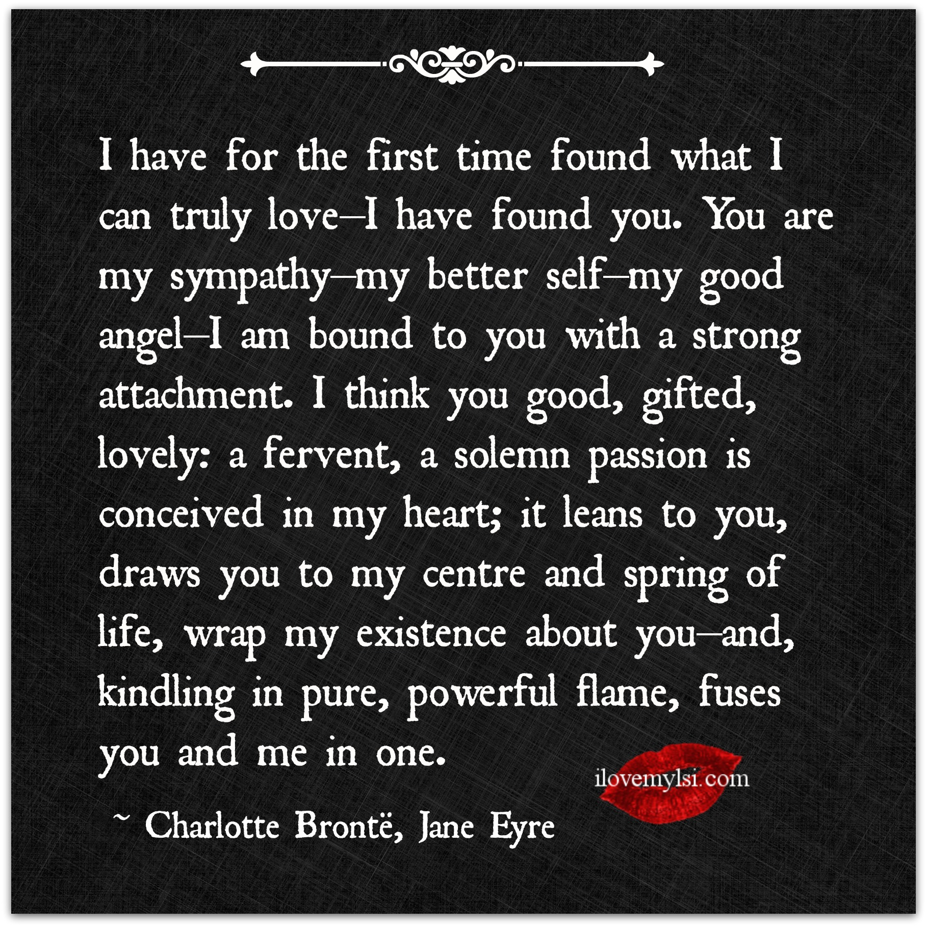 Quotes Jane Eyre Jane Eyre Archives  I Love My Lsi