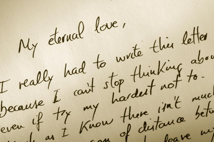 Romantic Ways To Address A Letter