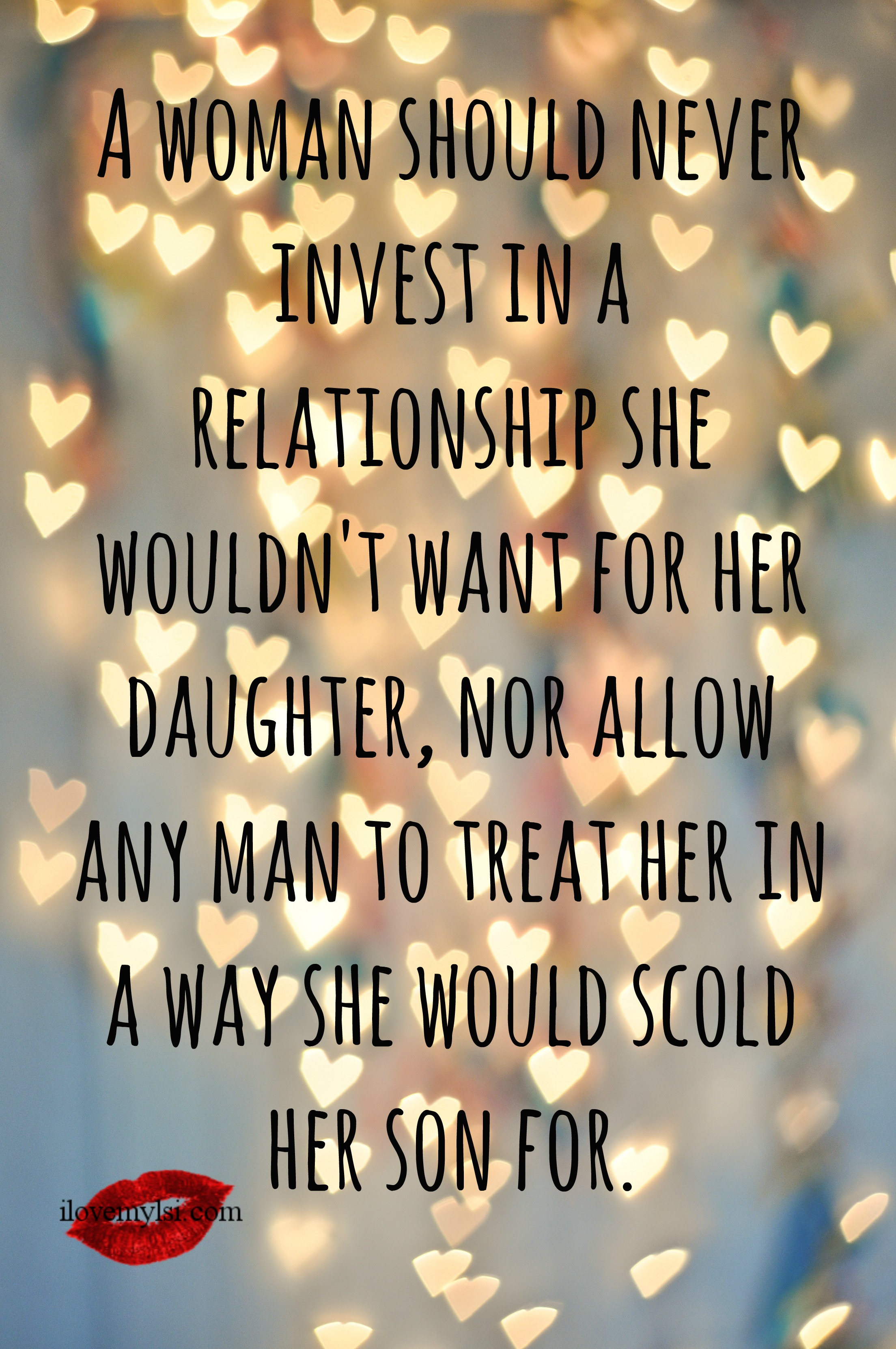 Love Quotes For My Son Invest In A Loving Relationship  I Love My Lsi