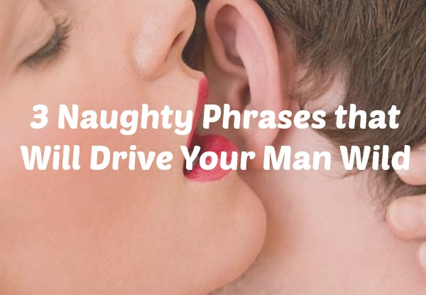 dirty things to say to turn him on