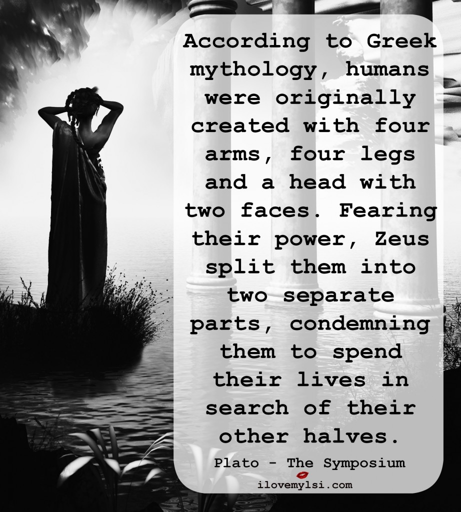 according to greek mythology