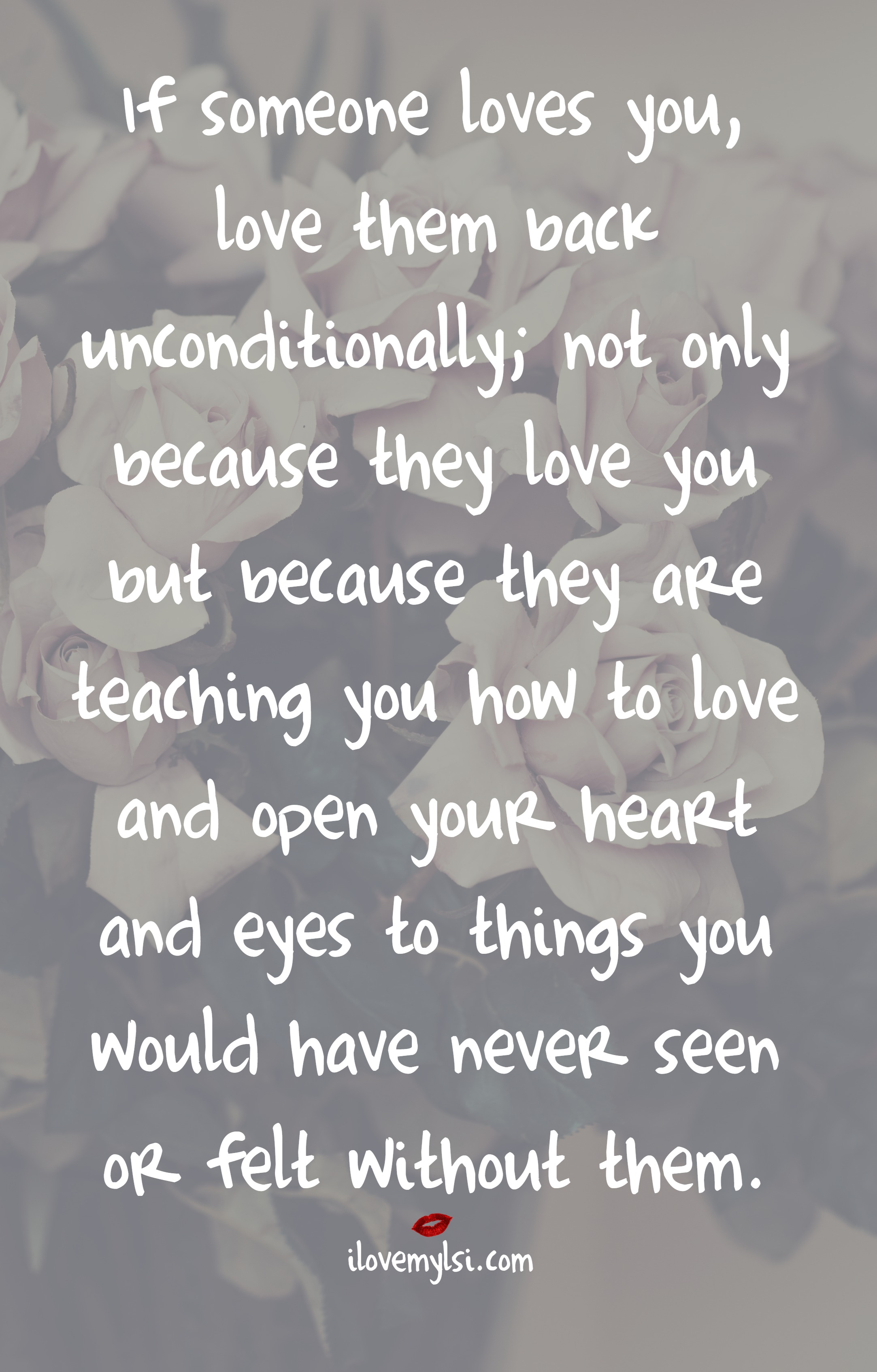 How To Identify If Someone Loves You Unconditionally