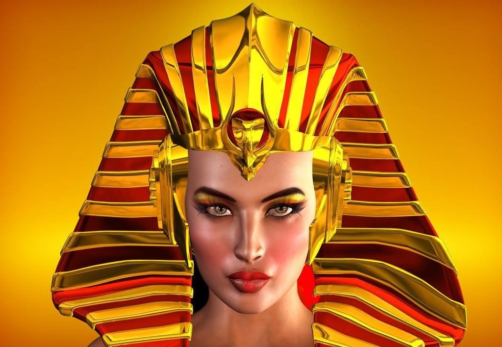 Irresistible Cleopatra
