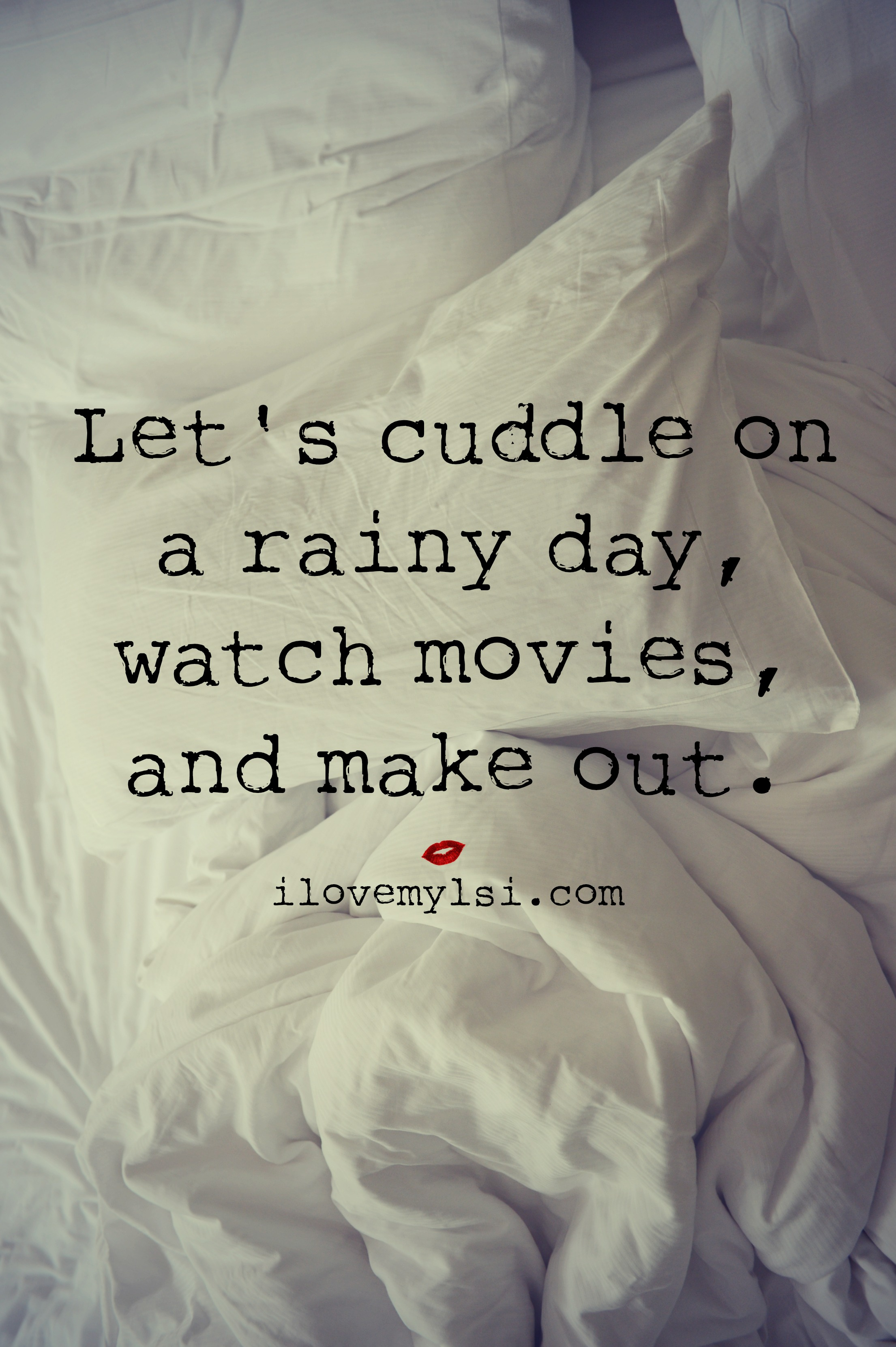 Sexy quotes for a rainy day