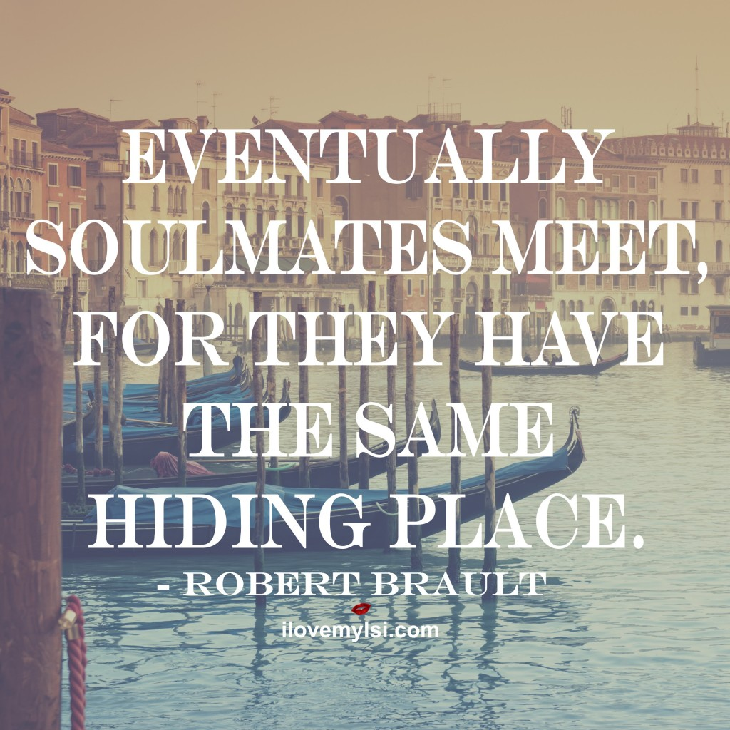 eventually soulmates meet