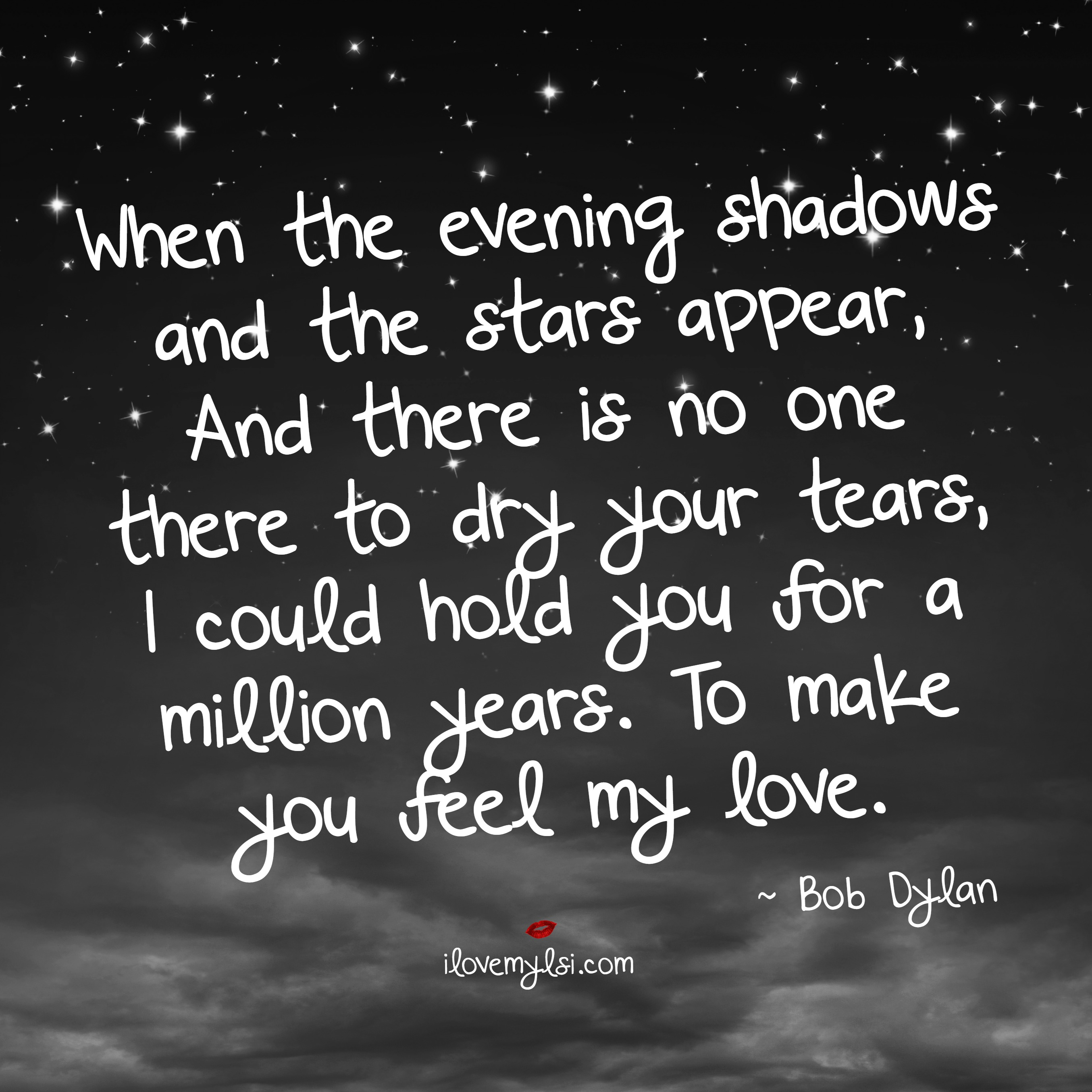 I Love You Quotes: Make You Feel My Love